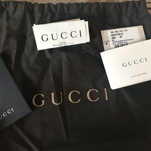 Gucci Bags - Gucci Microguccissima Leather Disco Bag